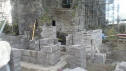 Duntarvie stonework1 25 10 17
