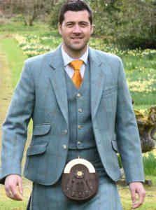 Day Tweed Jacket and Waistcoat